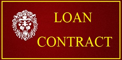 Loan contract