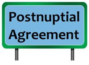 postnuptialagreement