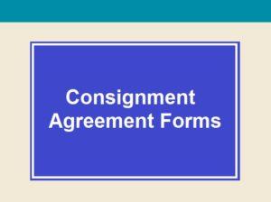Consignmentagreementform